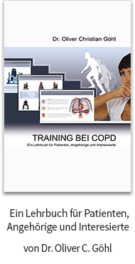 Training bei COPD - Buchcover